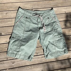 LAST CHANCE JAG Jeans Stretch Cargo Shorts
